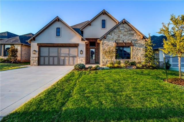125 Pont Julienn Court, Edmond, OK 73034 (MLS #814563) :: Wyatt Poindexter Group