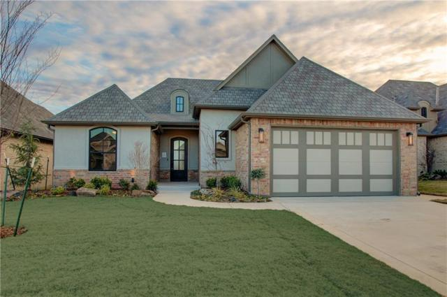 200 Pont Julienn Court, Edmond, OK 73034 (MLS #814564) :: Wyatt Poindexter Group