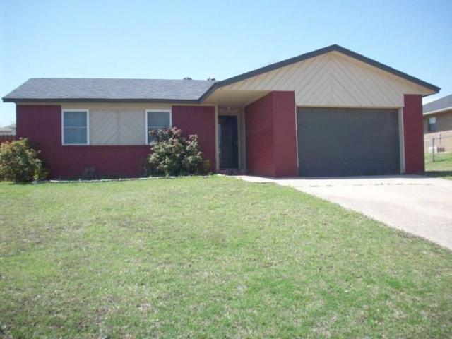 603 Seminole Drive, Pauls Valley, OK 73075 (MLS #814595) :: Wyatt Poindexter Group