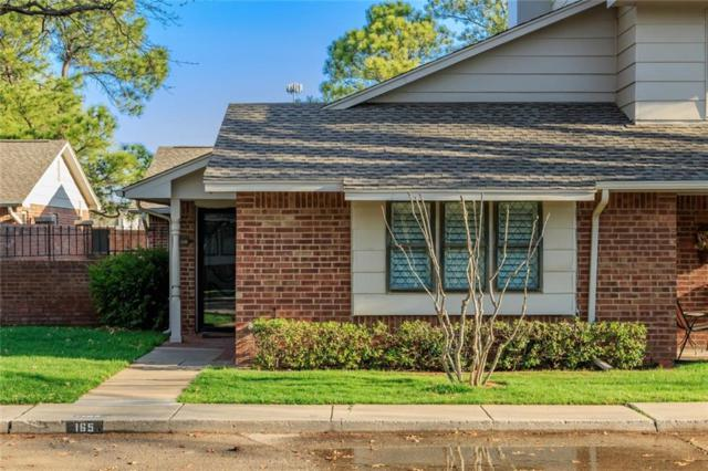 9009 N May Avenue #165, Oklahoma City, OK 73120 (MLS #814597) :: Barry Hurley Real Estate