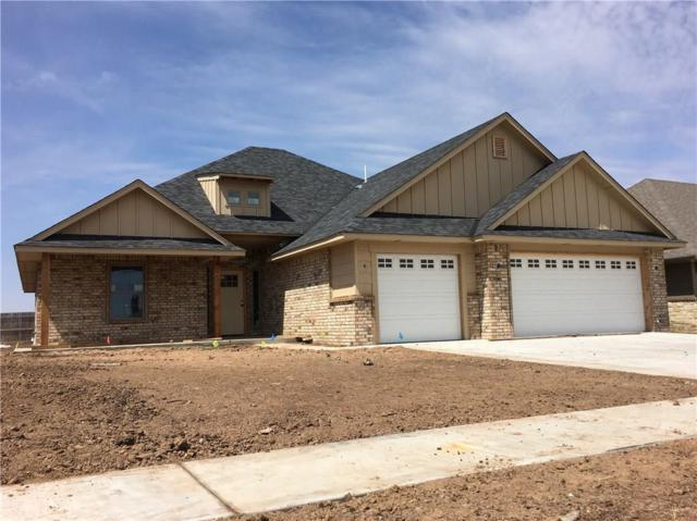 1361 Auburn Circle, Piedmont, OK 73078 (MLS #814670) :: UB Home Team