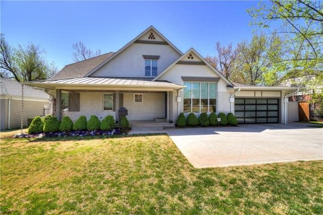 1116 Glenwood Avenue, Nichols Hills, OK 73116 (MLS #814678) :: UB Home Team