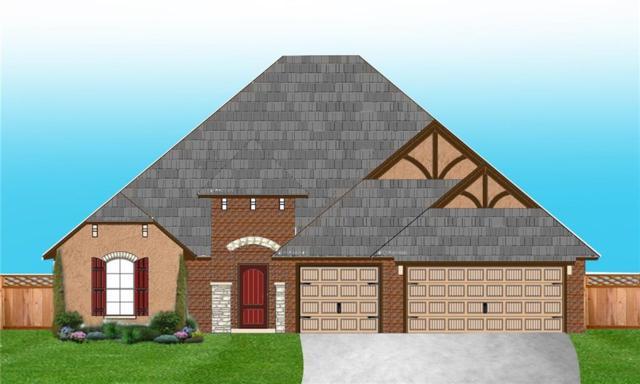 19601 Millstone Crossing Drive, Edmond, OK 73012 (MLS #814717) :: Homestead & Co