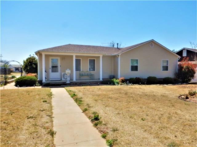 201 Shell Boulevard, Elk City, OK 73644 (MLS #814737) :: Wyatt Poindexter Group