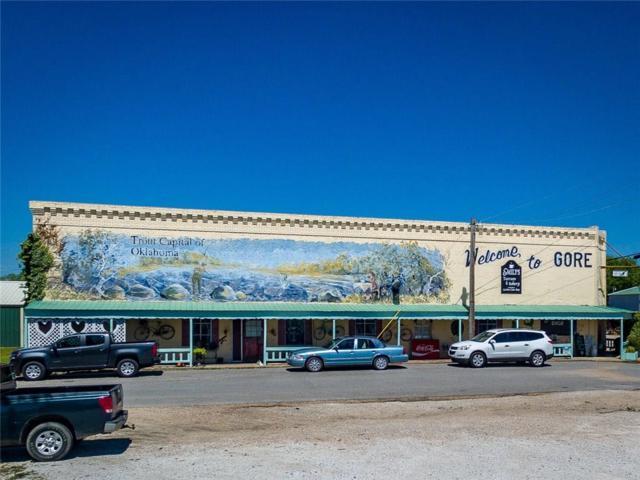 103 N Main Street, Gore, OK 74435 (MLS #814740) :: Barry Hurley Real Estate