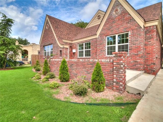 915 NE 17th Street, Oklahoma City, OK 73105 (MLS #814770) :: Homestead & Co