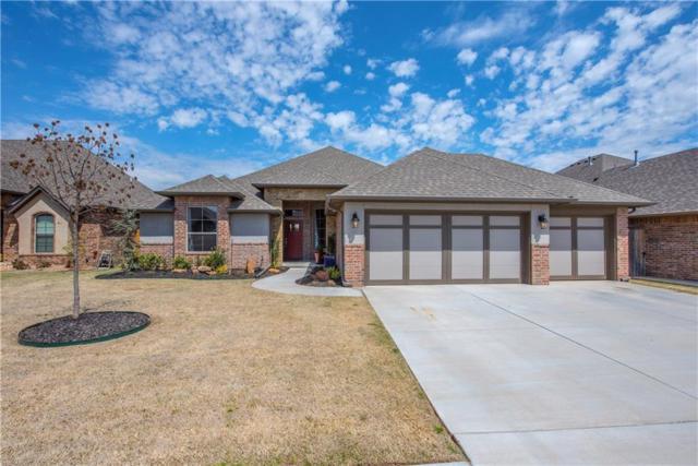 8705 NW 109th Terrace, Oklahoma City, OK 73162 (MLS #814774) :: Homestead & Co