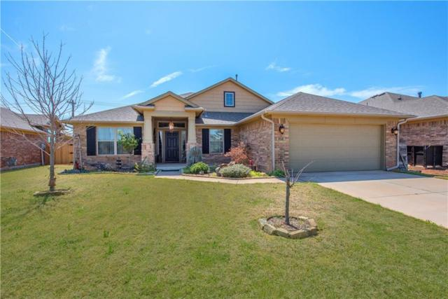 908 Carolyn Ridge Road, Norman, OK 73071 (MLS #814783) :: Wyatt Poindexter Group