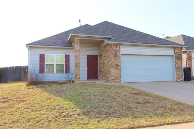 7013 Old Glory Lane, Oklahoma City, OK 73135 (MLS #814788) :: Wyatt Poindexter Group