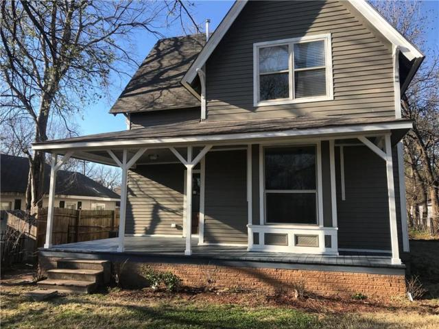 510 E Springer, Guthrie, OK 73044 (MLS #814789) :: UB Home Team