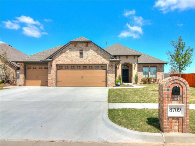 8709 NW 109th Street, Oklahoma City, OK 73162 (MLS #814806) :: Homestead & Co