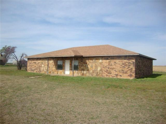 2093 County Rd 1022, Hydro, Hydro, OK 73048 (MLS #814819) :: UB Home Team