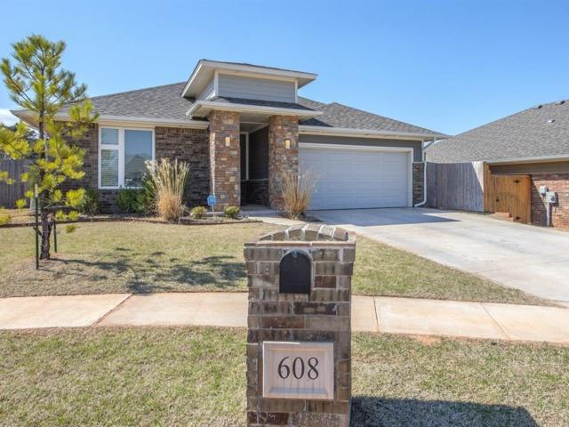 608 NW 179th Circle, Edmond, OK 73012 (MLS #814829) :: UB Home Team