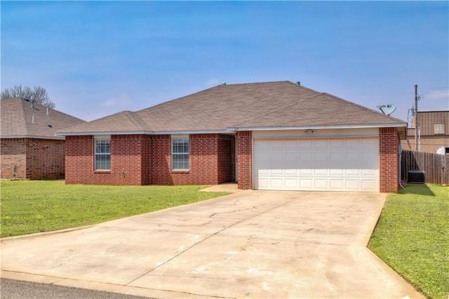 137 Carter Road, Elk City, OK 73644 (MLS #814834) :: Homestead & Co