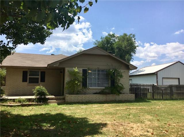 911 N Jackson, Blanchard, OK 73010 (MLS #814836) :: Meraki Real Estate