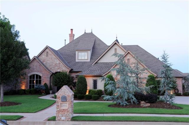 13904 Lago Strada, Oklahoma City, OK 73170 (MLS #814860) :: Wyatt Poindexter Group