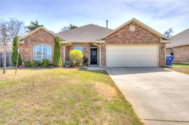 1232 Ramblewood Terrace, Choctaw, OK 73020 (MLS #814881) :: UB Home Team