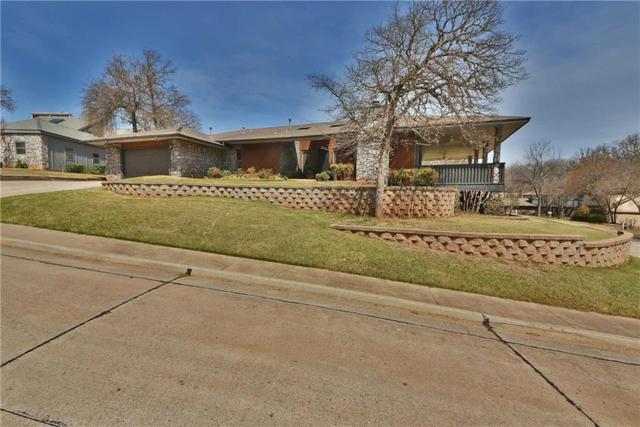 811 Sunny Brook Court, Edmond, OK 73034 (MLS #814882) :: Wyatt Poindexter Group