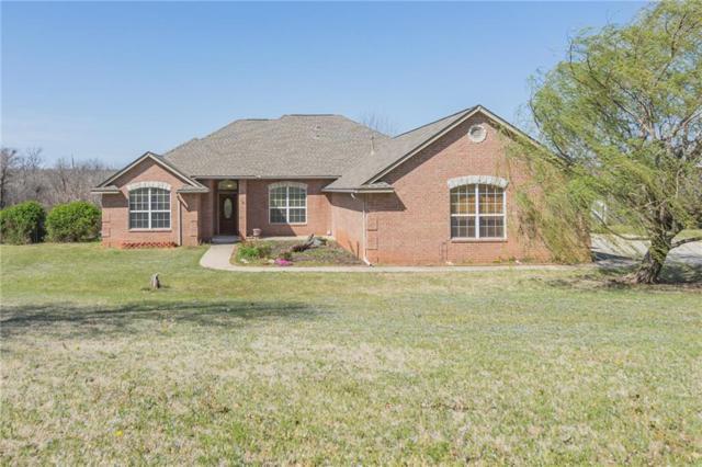 7835 Valley Creek Drive, Choctaw, OK 73020 (MLS #814946) :: UB Home Team
