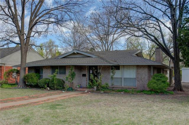 1101 Tedford Way, Nichols Hills, OK 73116 (MLS #814964) :: UB Home Team
