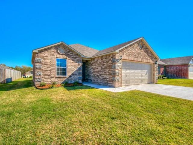 240 NE 22nd Place, Newcastle, OK 73065 (MLS #814980) :: Wyatt Poindexter Group