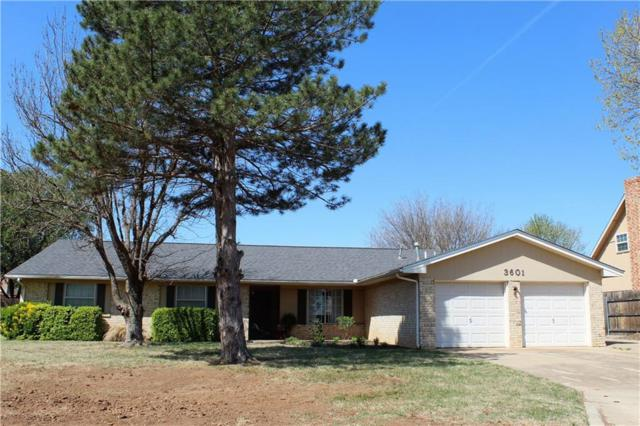 3601 E Ranch Road, Altus, OK 73521 (MLS #815003) :: Wyatt Poindexter Group