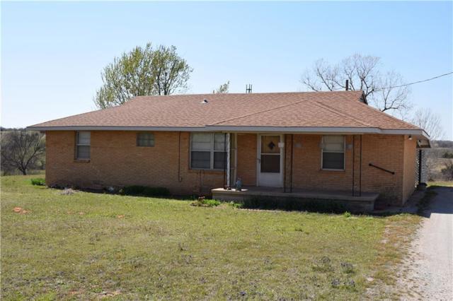 2962 County Street 2800, Ninnekah, OK 73067 (MLS #815019) :: Barry Hurley Real Estate