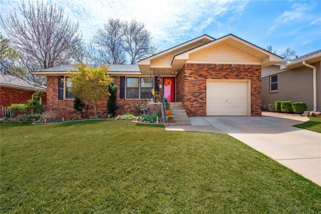 2708 NW 67th Street, Oklahoma City, OK 73116 (MLS #815061) :: Erhardt Group at Keller Williams Mulinix OKC