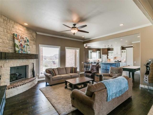 3852 SE 54th Place, Norman, OK 73072 (MLS #815067) :: Homestead & Co