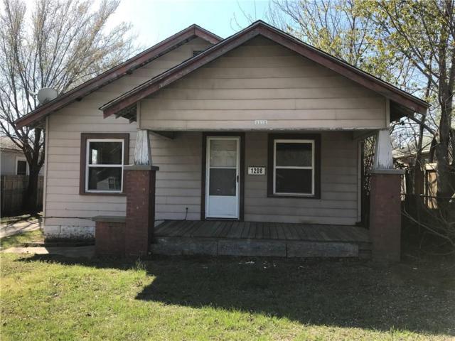 1208 N Market, Shawnee, OK 74801 (MLS #815107) :: Wyatt Poindexter Group