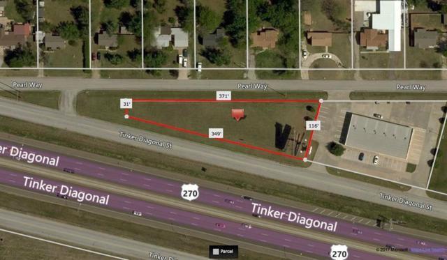 Tinker Diagonal, Del City, OK 73115 (MLS #815119) :: Wyatt Poindexter Group