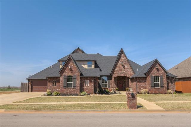 9125 SW 36th Street, Oklahoma City, OK 73179 (MLS #815145) :: KING Real Estate Group