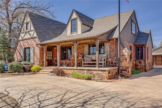 1119 Glenwood, Nichols Hills, OK 73116 (MLS #815150) :: UB Home Team
