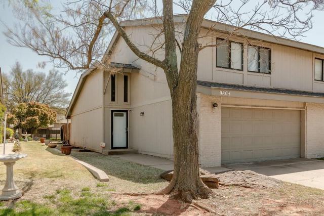 9804 Hefner Village Drive, Oklahoma City, OK 73162 (MLS #815153) :: Erhardt Group at Keller Williams Mulinix OKC