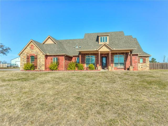 1375 County Street 2989, Blanchard, OK 73010 (MLS #815194) :: Erhardt Group at Keller Williams Mulinix OKC