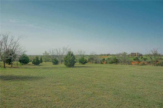 2835 Canyon Road, Goldsby, OK 73093 (MLS #815204) :: Erhardt Group at Keller Williams Mulinix OKC