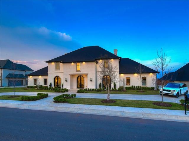 5008 Deerfield Drive, Edmond, OK 73034 (MLS #815207) :: Homestead & Co