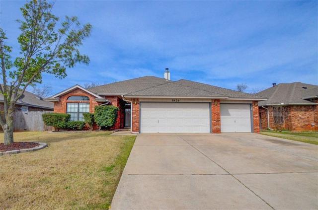8429 Woodbend Drive, Oklahoma City, OK 73135 (MLS #815213) :: Wyatt Poindexter Group