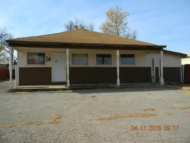 716 W 2nd, Elk City, OK 73644 (MLS #815232) :: Homestead & Co