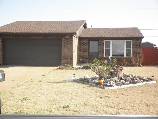 128 Blue Ridge, Elk City, OK 73644 (MLS #815279) :: Barry Hurley Real Estate