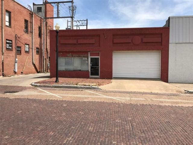 115 S Bell, Shawnee, OK 74801 (MLS #815370) :: Homestead & Co