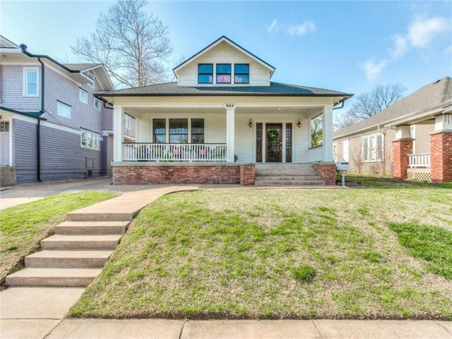 904 NW 20th Street, Oklahoma City, OK 73106 (MLS #815389) :: Homestead & Co