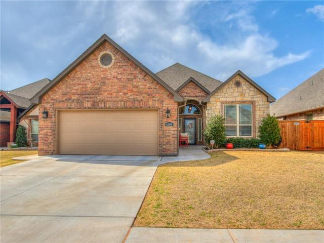 6004 NW 151st Terrace, Edmond, OK 73013 (MLS #815420) :: Wyatt Poindexter Group