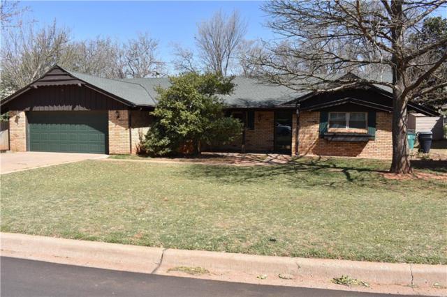 3817 NW 125th, Oklahoma City, OK 73120 (MLS #815438) :: Wyatt Poindexter Group