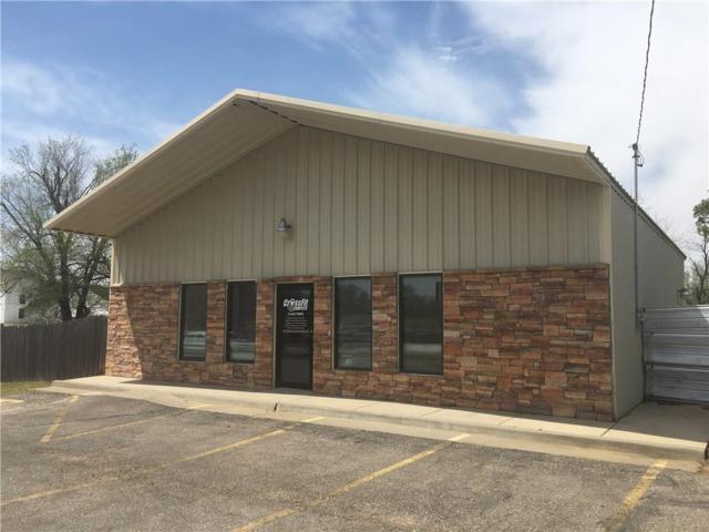 925 N Douglas Boulevard, Midwest City, OK 73130 (MLS #815440) :: Barry Hurley Real Estate