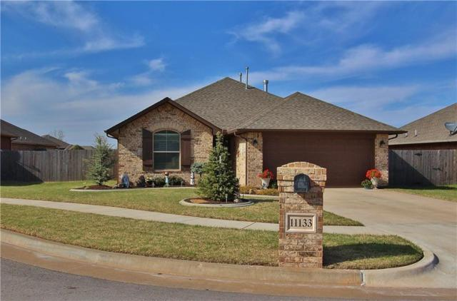 11133 SW 39th Court, Mustang, OK 73064 (MLS #815468) :: Erhardt Group at Keller Williams Mulinix OKC