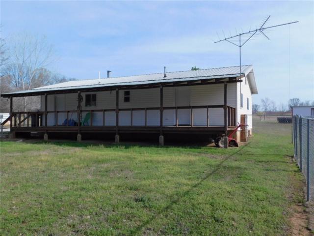 35033 E 1230 Rd, Seminole, OK 74868 (MLS #815523) :: Barry Hurley Real Estate