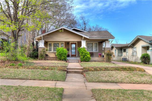 217 NW 21st Street, Oklahoma City, OK 73103 (MLS #815526) :: Erhardt Group at Keller Williams Mulinix OKC