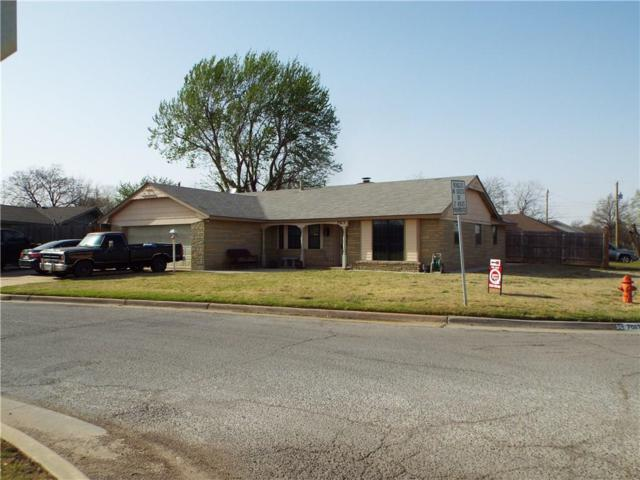 7013 S Villa, Oklahoma City, OK 73159 (MLS #815589) :: Wyatt Poindexter Group