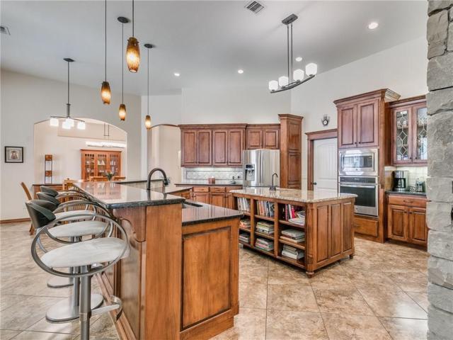 18701 Chestnut Oak Drive, Edmond, OK 73012 (MLS #815590) :: Homestead & Co